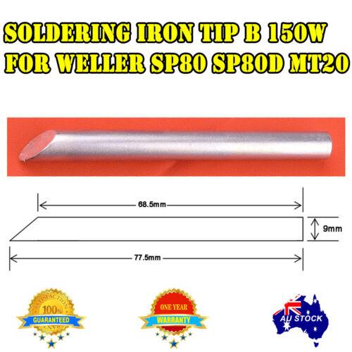 SOLDERING IRON 150W Tip for Leadlight C Weller SP80 SP80D MT20 RC Toy Car Solder