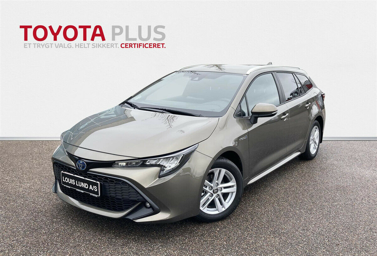 Toyota Corolla 1,8 Hybrid H3 Touring Sports MDS 5d