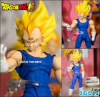 Presale - Bandai - S.H.Figuarts - Dragon Ball Z - Super Vegeta Manji SHF Figure