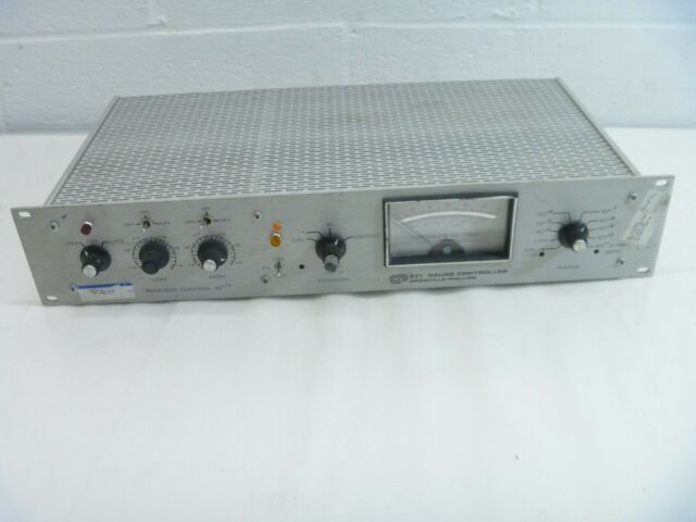 Granville Phillips 271 Ion Gauge Controller Vacuum As Is