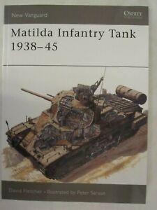 Osprey-New-Vanguard-8-Matilda-Infantry-Tank-1938-45