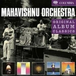 Mahavishnu-Orch-034-Original-Album-Classics-034-5-CD-BOX-NEUF