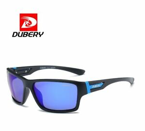7ed986f5a971 Image is loading DUBERY-Quality-Polarized-Sunglasses-Cycling-Sport-Driving- Glasses-