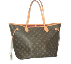 Louis-Vuitton-Monogram-Neverfull-MM-handbag-shoulder-bag