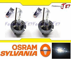 sylvania hid xenon d2s two bulb high intensity discharge light 4300k l ebay