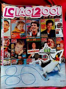 CIAO-2001-1-1986-SADE-THE-CARS-LINDA-DI-FRANCO-WATERBOYS-PAOLO-CONTE-SCHEDE-KISS
