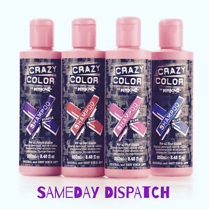CRAZY-COLOR-VIBRANT-COLOR-MAINTAINING-SHAMPOO-SAME-DAY-DISPATCH-RENBOW-STOCKIST