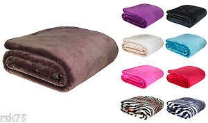 New-Luxury-Mink-Fur-Sofa-Bed-Throw-Soft-Blanket-Settee-Super-Soft-Fur-2-Sizes
