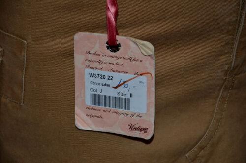 Etichetta 40 2 Vintage Nuova Fiftyfive Andando Gonna Taglia Camel Safari 4zqxZ4wRg