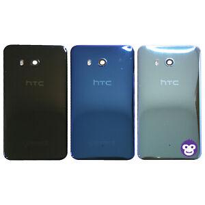 Authentique-HTC-U11-Original-Dos-Arriere-Batterie-Couvercle-Boitier-Housse