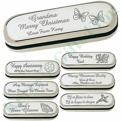 e1219f19755 Personalised Engraved Glasses Case Mothers Day Gift For Mum Mummy Nanny Nan  Nana