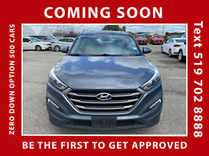 2016 Hyundai Tucson | HEATED SEATS | ALL CREDIT ACCEPTED |