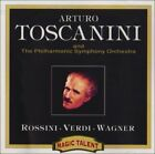 + CD nuovo sigillato Toscanini Conducts Overtures Toscanini Rossini Verdi ..