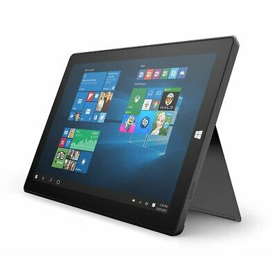 """Linx 12V32 12"""" Tablet PC Intel Atom Quad-Core 2GB 32GB eMMC WiFi Windows 10"""