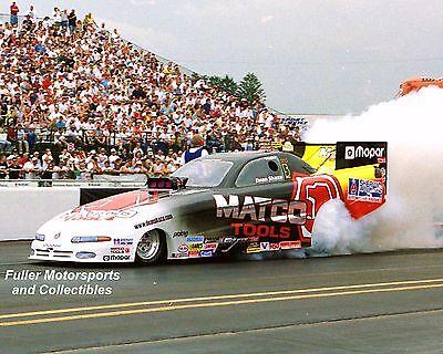 DEAN SKUZA MOPAR MATCO TOOLS DODGE AVENGER 2000 NHRA FUNNY CAR 8X10 PHOTO