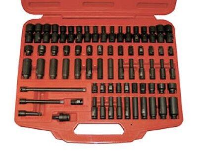 "Atd Tools 2271 71Pc 1/4""Dr Impact Socket Set"