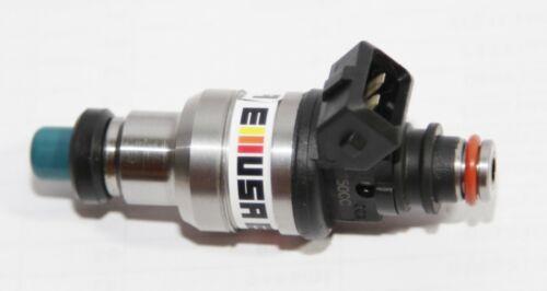 1set 750cc Fuel Injectors for 92-96 Honda B16 B18 B20 D16 D18 F22 H22 H22A VTEC