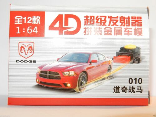 Shooter 001 to 012 New Model Car 4D 3 INCHES 1//64 Kit Metal Model Die Cast