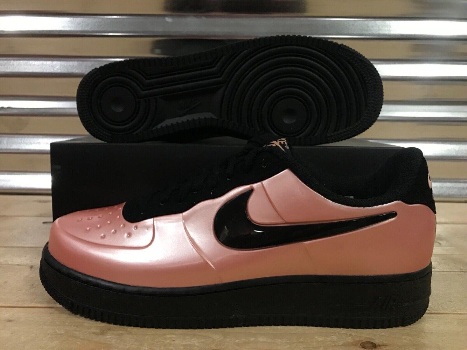 Nike Air Force 1 Foamposite Pro Cup shoes AF1 Coral Stardust SZ ( AJ3664-600 )