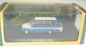 Atlas-Opel-Blitz-1954-nuevo-con-embalaje-original-1-72-bus-autobus-choco-coach-autobus