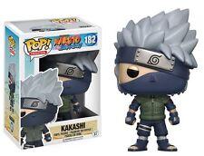 Naruto - Funko Pop Animation 182 - Kakashi - New Original Vinyl Figure - Sasuke