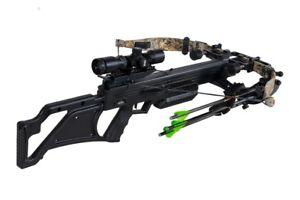 New 2018 Excalibur Matrix Bulldog 380 Suppressor Crossbow Package 380fps