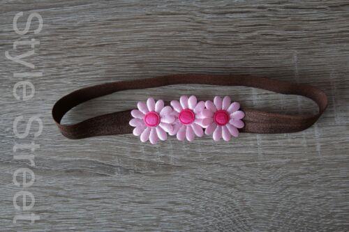 Baby Kleinkind Stirnband Mädchen Haarband Kopfband Blume