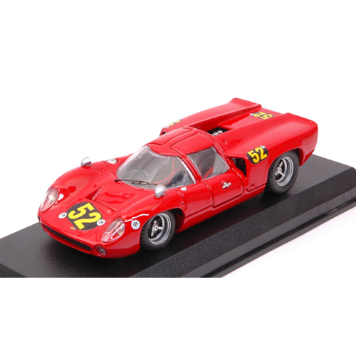 LOLA T 70 COUPE' N.52 B.AIRES'70 Best Model Auto Competizione Die Cast