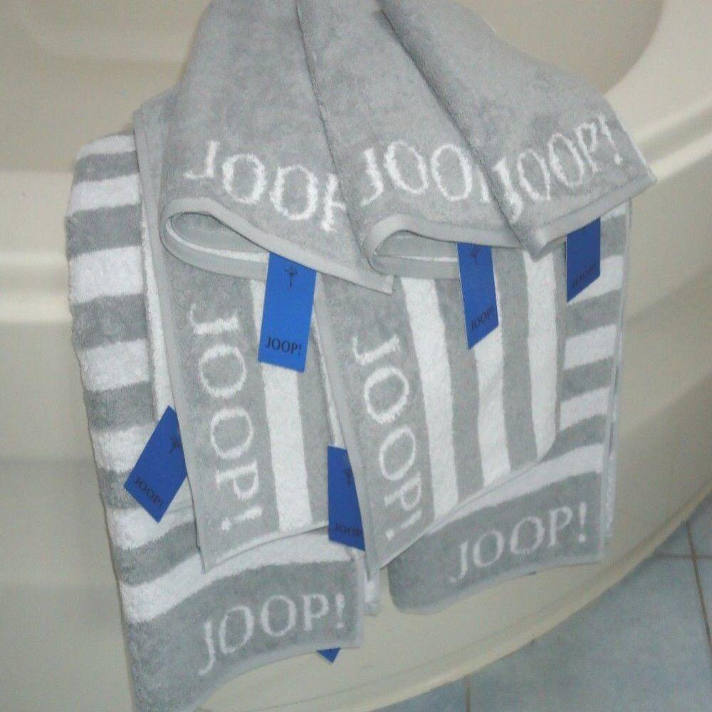 JOOP  1610 76 Handtuchset 2x Handtuch 2x Duschtuch 3x Gästetuch PREISVORSCHLAG | Um Eine Hohe Bewunderung Gewinnen Und Ist Weit Verbreitet Trusted In-und