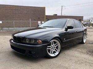 1997 BMW E39 540i M-Sport. $6300