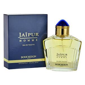 Pour Jaipur Eau Ml De 100 Homme Man Sur Cologne Parfum Détails Edt Boucheron q34Rj5LA