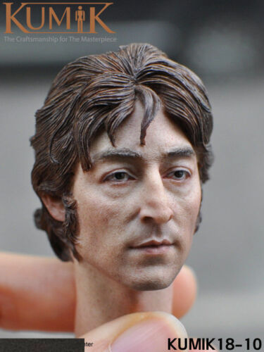 1//6 KUMIK KM18-10 Europe Male Head Sculpt For 12/'/' Action Figure