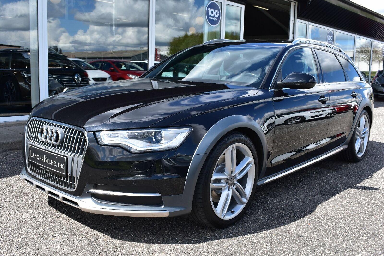 Audi A6 allroad 3,0 TDi 204 quattro S-tr. 5d - 349.500 kr.