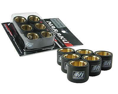 Variomatikgewichte Naraku HD 23x18mm 18g für Kymco Maxxer 300