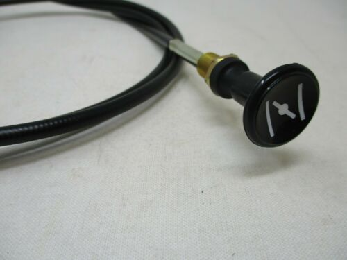 Toro 114-4471 Choke Cable 74444 74445 74448 74449 74450TE  Genuine