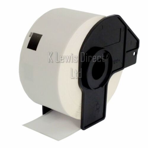 Brother Compatible Labels Rolls DK-11208 38x90mm 400 Labels Per Roll