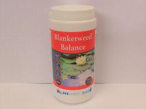 NT Labs Blanketweed Balance 800g. Koi fish pond algae treatment. NEW