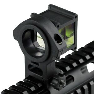 Reflect-Angle-Sight-360-Degree-Rotate-For-Red-Dot-Holographic-Sight-Black