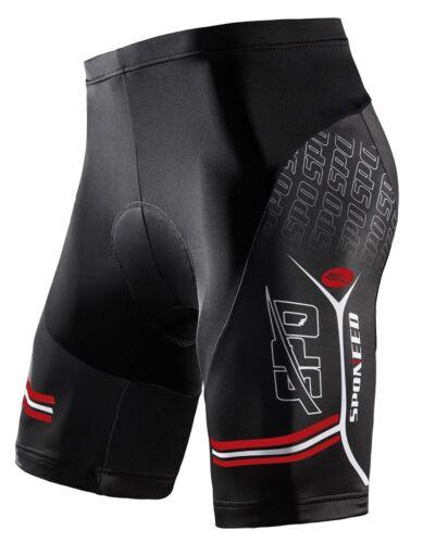 Pad Bicycle Shorts Men/'s Riding Bike 1//2 Pants mtb Short Trousers Breathable