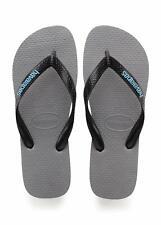 Havaianas Men/'s Flip Flop Sandals Choose SZ//Color Stripes Logo