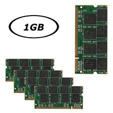 1GB DDR-266 PC2100 Non-ECC CL2.5 200 Pin SODIMM Memory RAM For Laptop