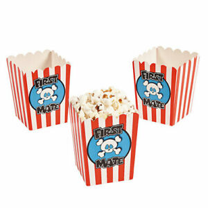 Pack-of-12-First-Mate-Pirate-Party-Popcorn-Boxes-Party-Favor-Box