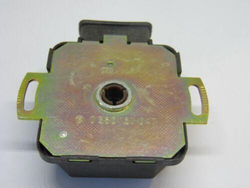 New BOSCH 0280120047 Throttle Position Sensor  ACDelco 1606785