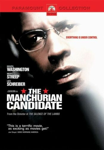 1 of 1 - The Manchurian Candidate (DVD, 2005)