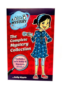 NEW-Billie-B-Brown-The-Complete-Mystery-Collection-6-Books-Set-by-Sally-Rippin