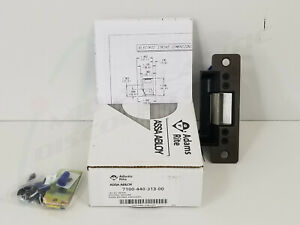 Adams-Rite-7100-440-313-00-Fail-Secure-Electric-Strike-16V-Dark-Bronze