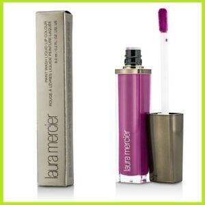 NEW-Laura-Mercier-Paint-Wash-Liquid-Lip-Colour-Fuchsia-Mauve-6ml-Makeup