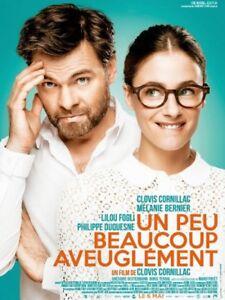 Un-Peu-Many-Blindly-Clovis-Cornillac-Melanie-Bernier-DVD-New