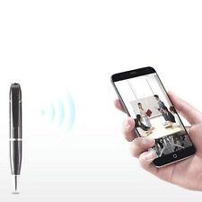 Wifi HD SPY AUDIO DIGITAL VOICE RECORDER IN A PEN SECRET COVERT HIDDEN CAMERA