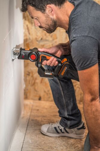 WORX WX550.9 18V 20V MAX AXIS Multi-Purpose Saw BODY ONLY